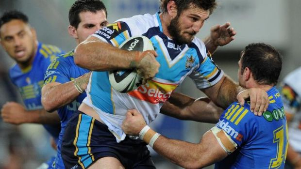 Dave Taylor may not play again this season after sustaining a neck injury.