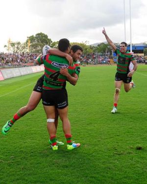Obeids had another club in their sights: South Sydney Rabbitohs.