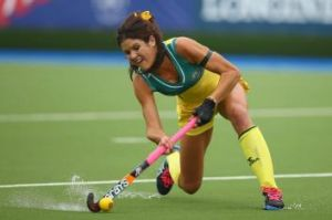 Anna Flanagan is one of four Canberra athletes to have won a gold medal in Glasgow.