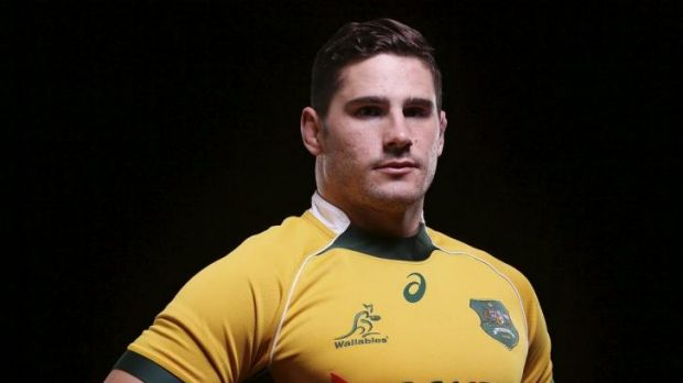 Daunting: Wallabies hooker Nathan Charles will make his run-on debut against the All Blacks.