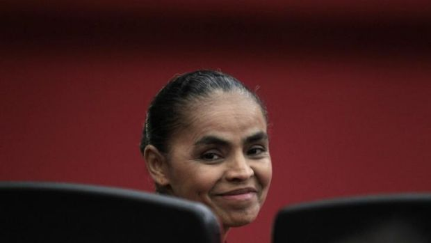 Environmentalist Marina Silva is expected to run for the Brazilian presidency.