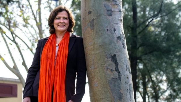 """""""For too long [domestic violence] has been behind closed doors and it's been hidden away"""": Ged Kearney."""