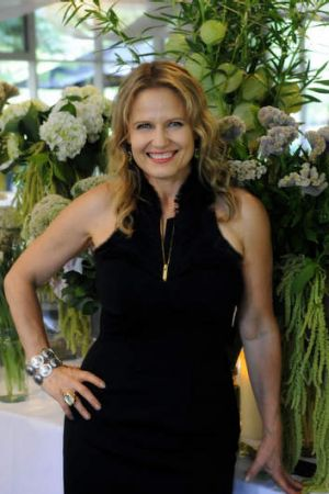 <i>The Block Glasshouse</i> judge, Shaynna Blaze.