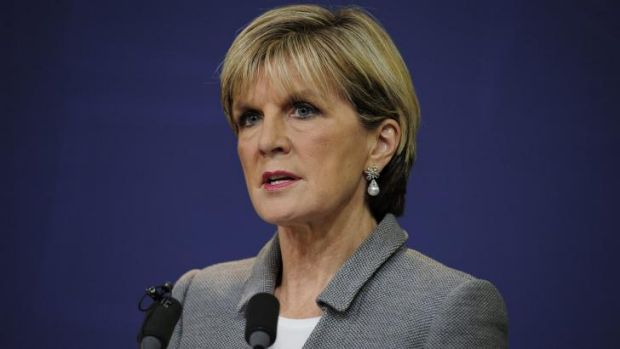 """In the case of the mining tax, it's clear that it's a useless tax ... the mining tax must go"": Julie Bishop."