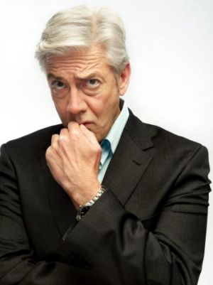 <i>Mad As Hell</i>: Shaun Micallef.