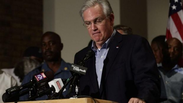 Missouri Governor Jay Nixon has imposed a curfew in Ferguson.