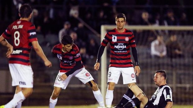 Asian league minnows: Western Sydney Wanderers have it all in front of them.