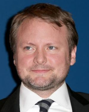 Rian Johnson will direct the second two movies of the new trilogy.