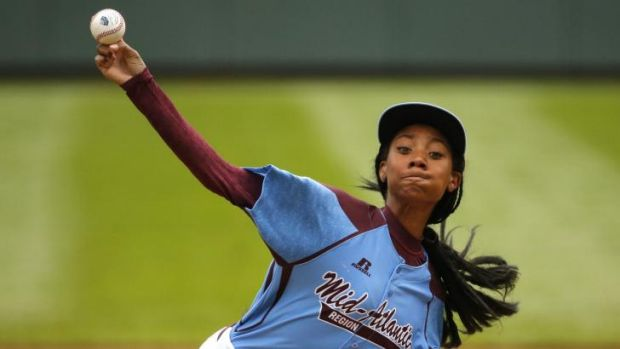 Star pitcher: Pennsylvania's Mo'ne Davis