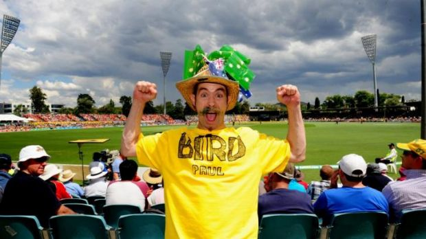 More than 50,000 fans could front up at Manuka Oval for the three Cricket World Cup matches in the capital.