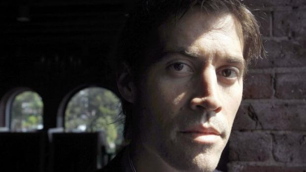 Journalist James Foley in 2007.