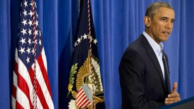 'We will be vigilant and we will be relentless': US President Barack Obama .