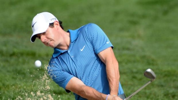 """I don't think a torch has passed, and I don't think any torch will ever be passed"": McIlroy."