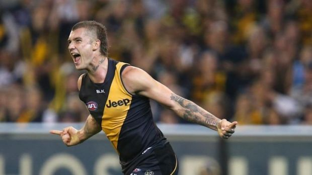 Richmond's Dustin Martin is 101-1 to win the Brownlow Medal. With 13 chances to poll, he is worth a flutter.
