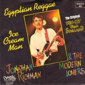 Twangy and chaotic: Jonathan Richman's music seems to have inspired many modern bands.