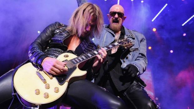 Judas Priest are one of the headliners named for day two of the 2015 Soundwave festival.