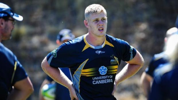 Tom Staniforth is primed to shine for the Canberra Vikings.