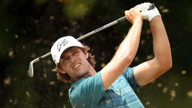 High hopes: Aaron Baddeley.