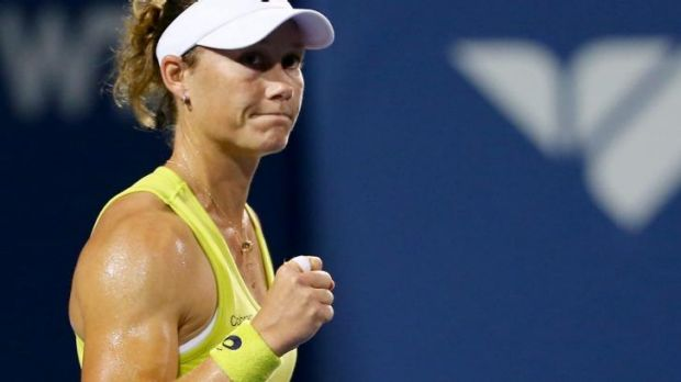 Samantha Stosur is the only realistic hope to make the second week of the US Open.