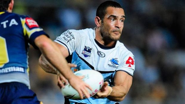 Paul Aiton plays with the Leeds Rhinos in the English Super League.