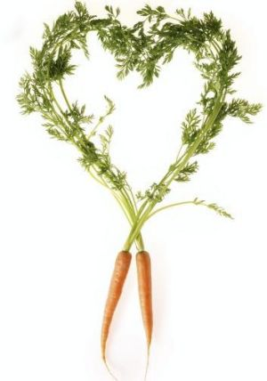 Love your carrots.