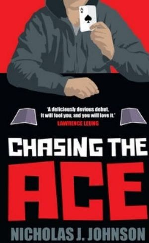 "<i>Chasing the Ace</i> is ""about the nature of con artists - why they do what they do""."