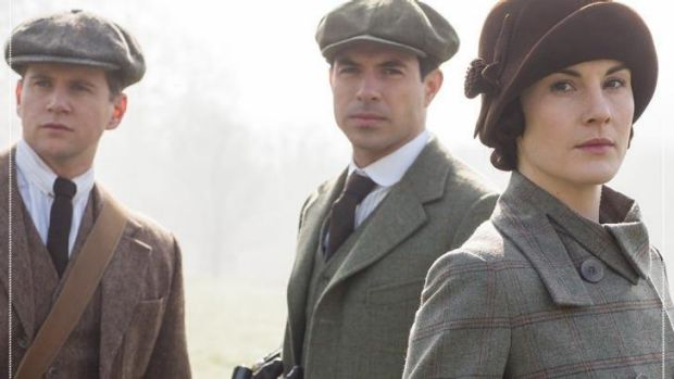 Modern day proves troublesome for <i>Downton Abbey</i>.
