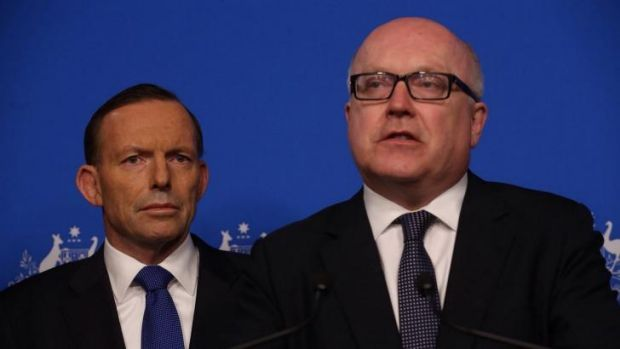 Prime Minister Tony Abbott and Attorney-General George Brandis have had difficulty so far explaining what information ...