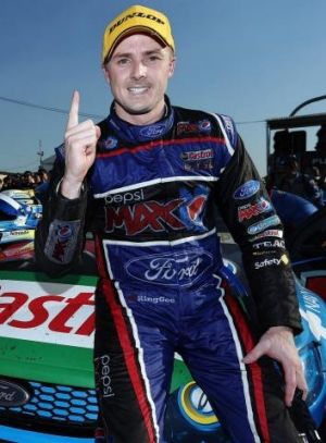 Mark Winterbottom heads into the weekend having relinquished the championship lead at the last event in Queensland.