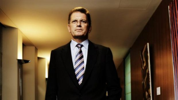 Plum spot: Ted Baillieu's replacement for Hawthorn will be decided next week.