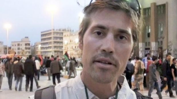 Murdered: American journalist James Foley's gruesome execution has reframed the question of US intervention.