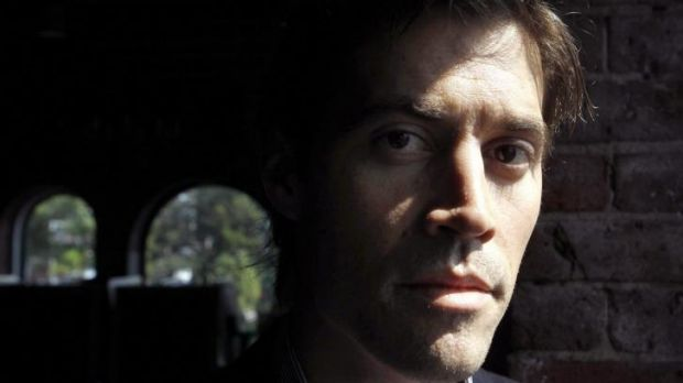 American journalist James Foley who was beheaded by Islamic State jihadists on video.