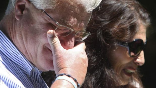 James Foley's parents, John and Diane Foley, admit they have watched the video of their son's death.