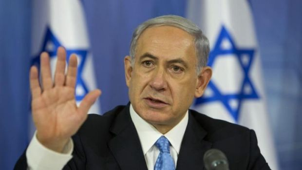 Israeli Prime Minister Benjamin Netanyahu vowed harsh retribution for the death of a four-year-old child.