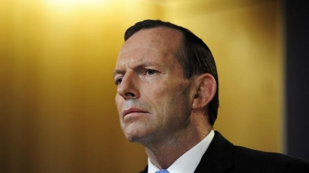 Prime Minister Tony Abbott wants to captain team Australia as he would a boisterous boarding school.
