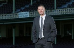 Michael Clarke is coming to terms with his physical condition.