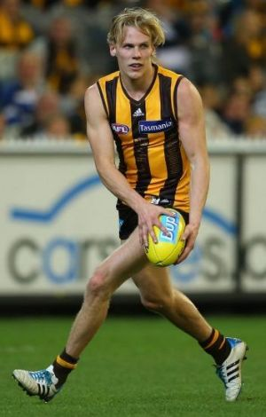 Will Langford did not play between rounds 12 and 16, but since returning has snared at least 20 possessions in all but ...