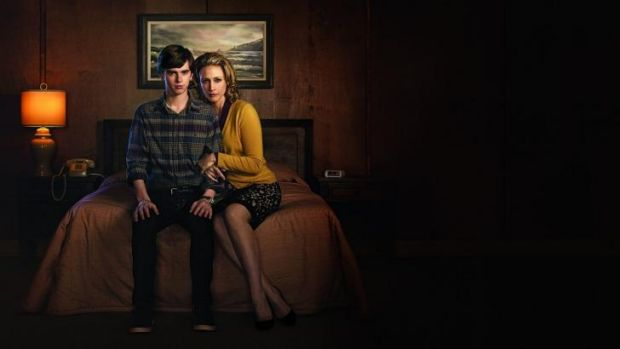 On the weird side: <i>Bates Motel</i> is a clever teen drama.