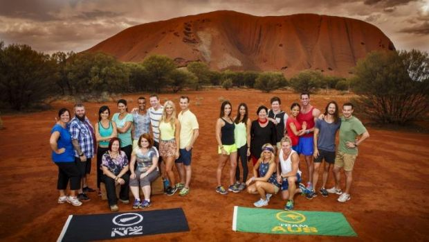 Us against them: The Amazing Race Australia 2014 teams