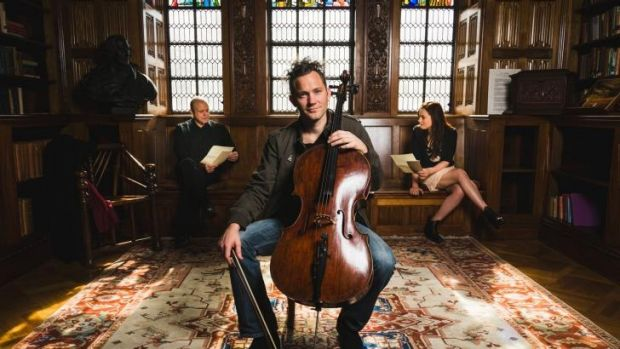 Big name: London Symphony Orchestra concertmaster, Serbian violinist Gordan Nikolic, leads the ACO in an experiment in ...