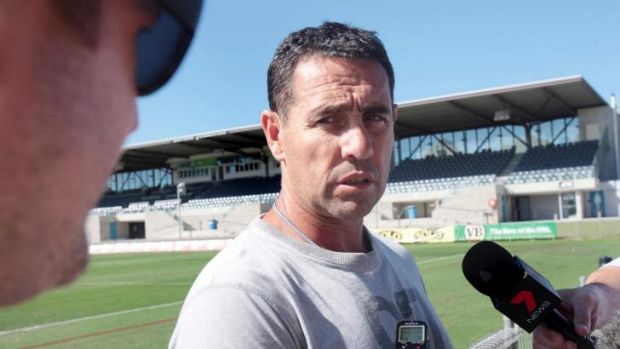 Lengthy ban: Shane Flanagan was banned for failing to protect his players, but not for any involvement in the ...