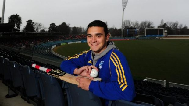 ACT Comets fast bowler Lain Beckett has been chosen in the Australian under-19 squad to tour Sri Lanka.