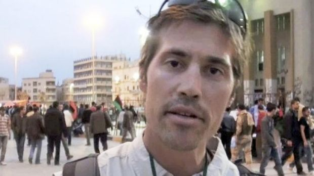 James Foley: a spokeswoman for the Syrian president claims the journalist was killed last year.