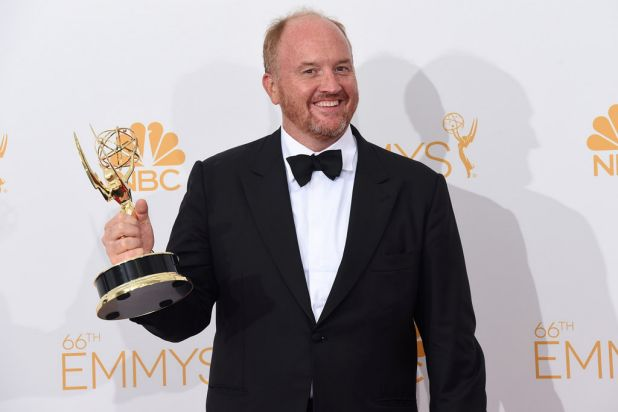 Louis C.K.: outstanding writing for a comedy series for <i>Louie</i>.
