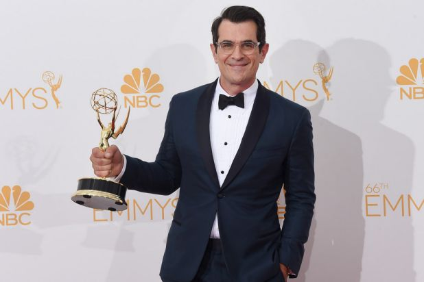 Ty Burrell: outstanding supporting actor in a comedy series for <i>Modern Family</i>.