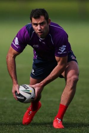 Cameron Smith says the game against the Roosters could be a finals preview.