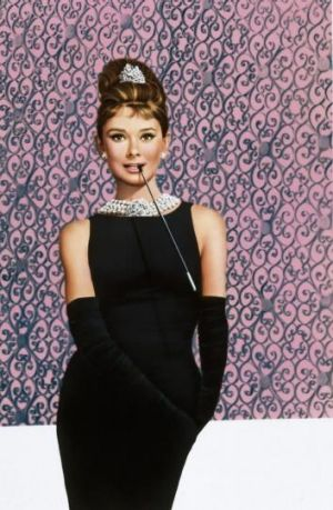 Enchanting: Audrey Hepburn stars in the classic <i>Breakfast At Tiffany's.</i>