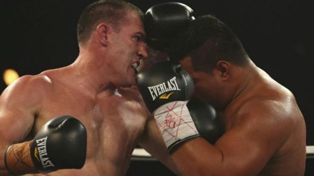 """Paul Gallen has to decide whether he even wants to fight"": Boxing promoter Noel Thornberry."