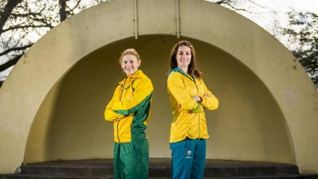 Melissa Breen and Lauren Wells have been appointed ambassadors for the Queanbeyan Gift, to be held on November 22-23.