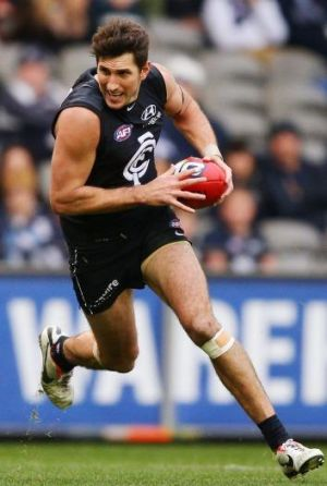 Carlton has increased its offer to key forward Jarrad Waite.